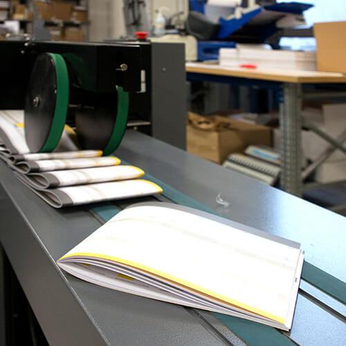 印刷仕上げ加工