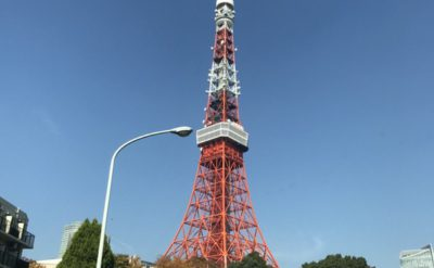 みんな大好き東京タワー!みんなのおなじみ東京タワー!(○´∀`)人(´∀`○)ノ♪